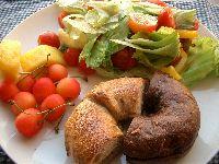 朝ご飯たち。_c0005672_100025.jpg