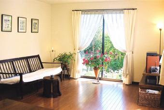 神戸市K邸 リビング_e0029282_15362426.jpg