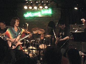 河内淳一さんがゲストのライブ! : Mr588の徒然草