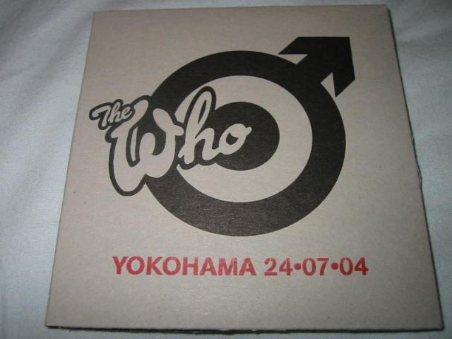 THE WHO / LIVE YOKOHAMA 24・07・04_b0042308_0335238.jpg