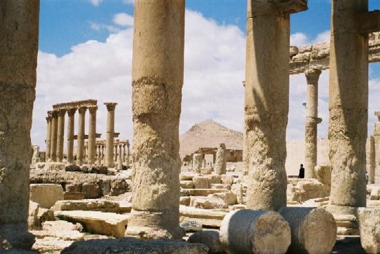 パルミラ遺跡 Palmyra (5)_c0011649_2350011.jpg