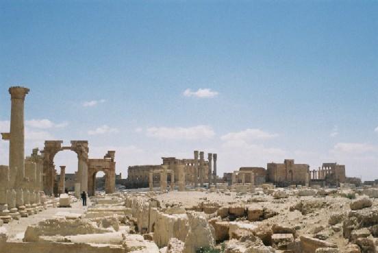 パルミラ遺跡 Palmyra (5)_c0011649_23501350.jpg
