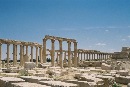 パルミラ遺跡 Palmyra (5)_c0011649_23514712.jpg