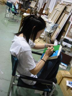 アトリエメンバー~その7~Tanaka・MAN・Akiko_a0017350_623524.jpg