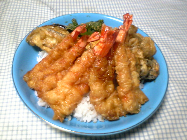 夕飯。_d0014014_214111.jpg