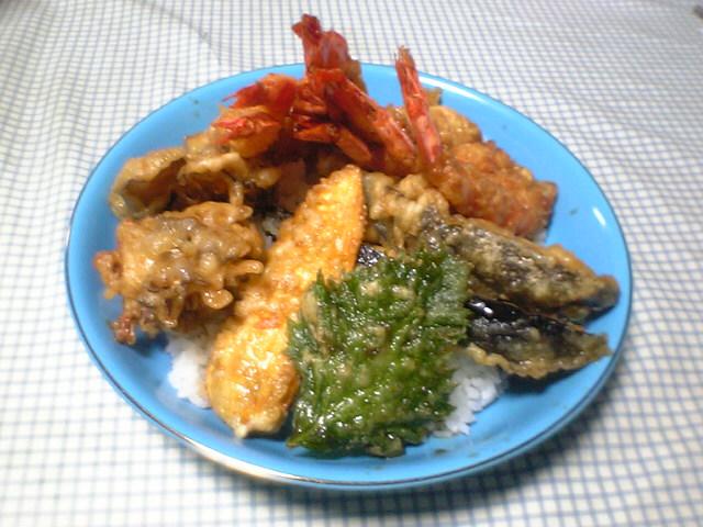 夕飯。_d0014014_21441489.jpg
