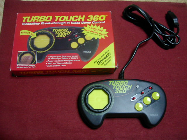 【レビュー】TRIAX TurboTouch 360_c0004568_23285551.jpg
