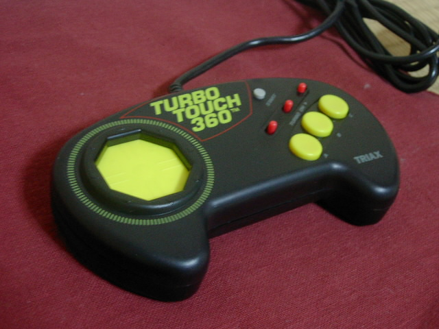 【レビュー】TRIAX TurboTouch 360_c0004568_23291843.jpg