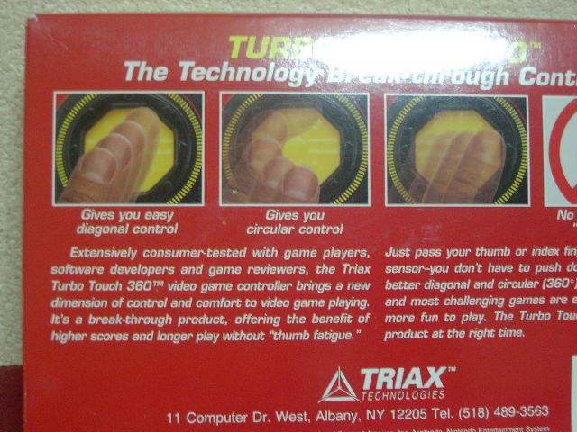 【レビュー】TRIAX TurboTouch 360_c0004568_23304833.jpg