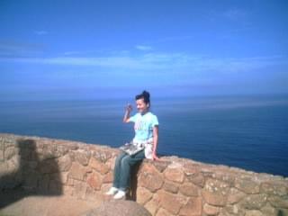 世界最西端ポルトガル、ロカ岬_e0004846_2044087.jpg