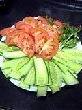 野菜うまー