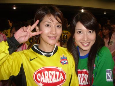 Carezza loves Futsal♪♪♪_c0038096_20214226.jpg