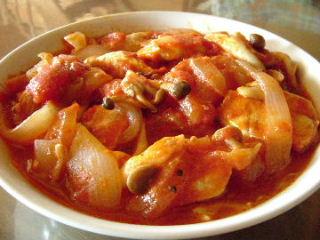とりむね肉のトマトソース煮込み_e0012815_04415.jpg