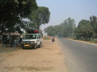 インドでどうでしょう(1)  国境~バラナシ_d0066442_952083.jpg