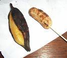 続 街角の誘惑、焼バナナ_c0030645_121152.jpg