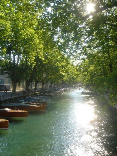 スイス&フランス旅行 ~アヌシー(Annecy)~_c0024345_6581535.jpg