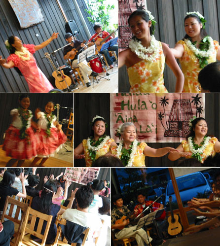 Hula & Ukulele Summer Love コンサート_a0017350_1295117.jpg
