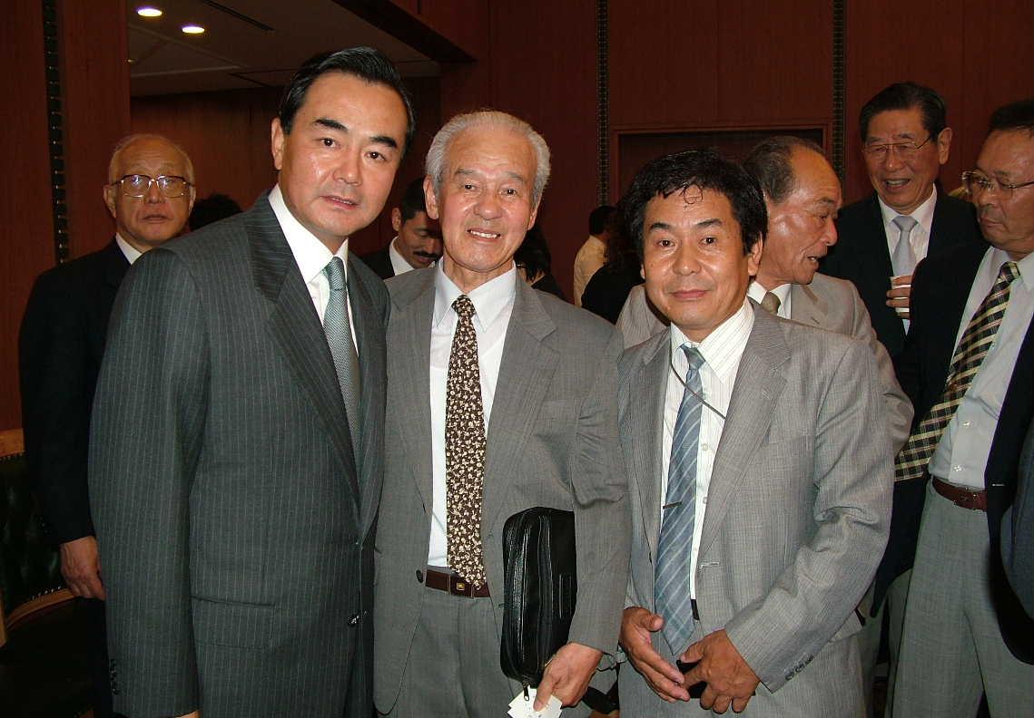 中国大使館 人民解放軍創立78周年記念パーティー開催_d0027795_10254892.jpg