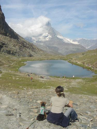 スイス&フランス旅行 ~ツェルマット(Zermatt)Ⅲ~_c0024345_192741.jpg
