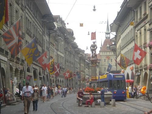 スイス&フランス旅行 ~ベルン(Bern)~_c0024345_032150.jpg