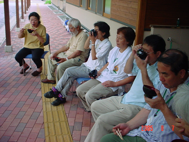 野生キノコ講習会 第三回目 8月7日_d0027486_19185163.jpg