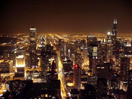 「シカゴ夜景」の画像検索結果