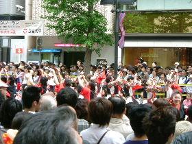 YOSAKOIソーラン祭り_e0012815_20553643.jpg