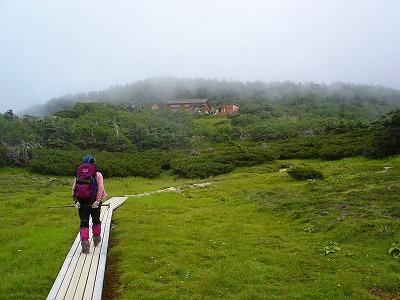 光岳登山はきつかった・・・でもいい山でした。_d0055236_236579.jpg