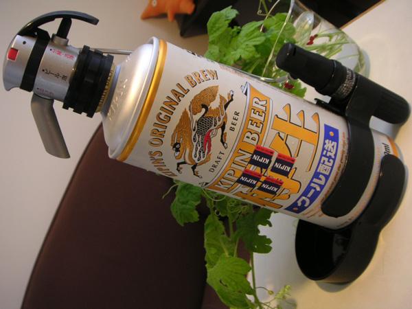 ついに生ビールサーバー導入!_d0028272_15544737.jpg