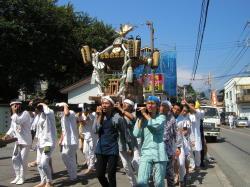 三島の夏祭り_b0016474_13595614.jpg