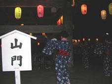 速報!激写・円覚寺盆踊り大会(開催は17日まで)_c0014967_1032536.jpg