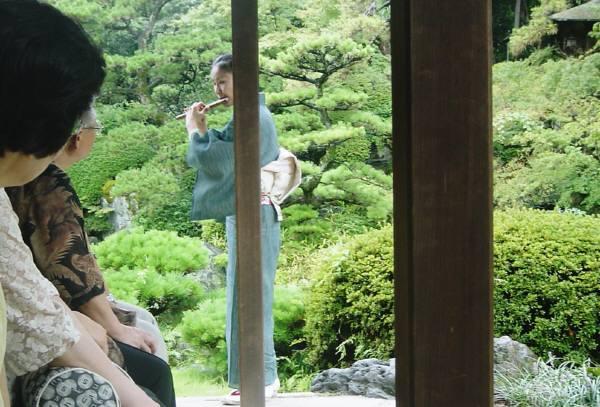 岸和田・五風荘とその周辺(お城、神社など) 林英世ひとり語り_c0009815_22263286.jpg