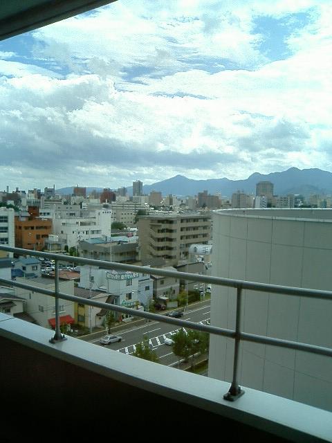 中央病院からの盛岡の街並み_e0012815_003047.jpg