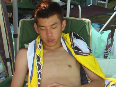 全日本BMX選手権大会in上越金谷山VOL4人間ウオチング_b0065730_21183956.jpg