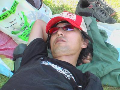 全日本BMX選手権大会in上越金谷山VOL4人間ウオチング_b0065730_2119546.jpg