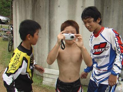 全日本BMX選手権大会in上越金谷山VOL4人間ウオチング_b0065730_2135447.jpg