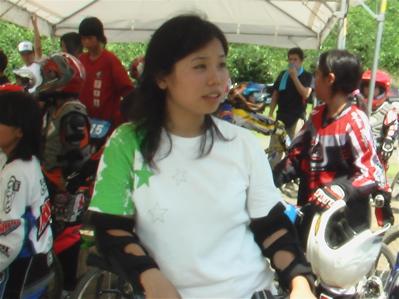 全日本BMX選手権大会in上越金谷山VOL4人間ウオチング_b0065730_21495040.jpg