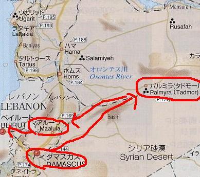 パルミラ遺跡 Palmyra (6)_c0011649_10381382.jpg