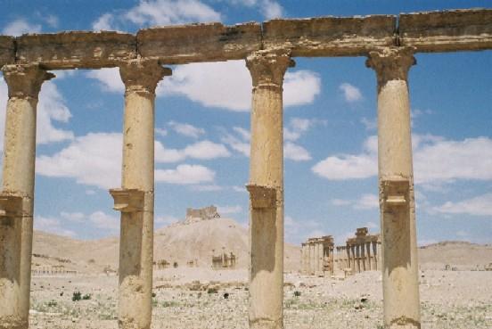 パルミラ遺跡 Palmyra (6)_c0011649_2203697.jpg