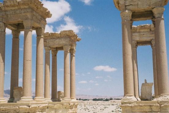 パルミラ遺跡 Palmyra (6)_c0011649_2205122.jpg