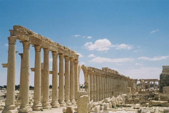 パルミラ遺跡 Palmyra (6)_c0011649_22119100.jpg