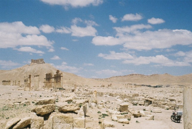 パルミラ遺跡 Palmyra (6)_c0011649_221499.jpg