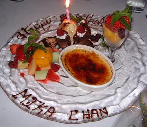 Dessert♪ _e0042839_20315288.jpg