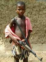 Child soldier essay