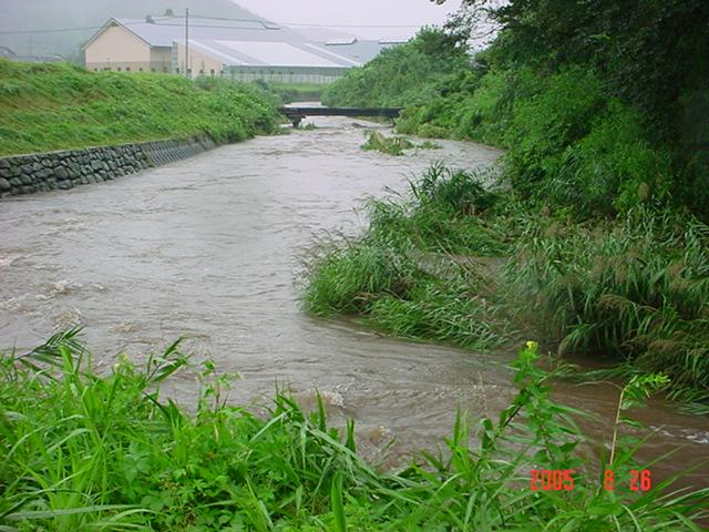 台風・河川状況_d0027486_713628.jpg
