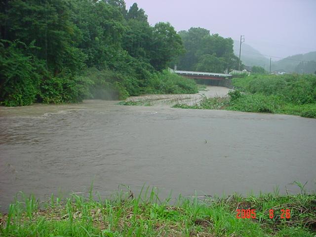 台風・河川状況_d0027486_7154391.jpg