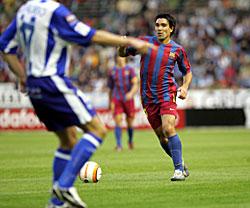 LIGA ESPANYORA #1  Alaves vs FC Barcelona_e0039513_1837986.jpg