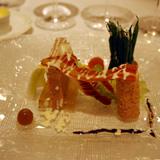 昨夜の食事〜claudia〜_d0023111_12585.jpg