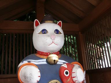 阿於目猫祖神(青梅 住吉神社)_e0023828_21124533.jpg