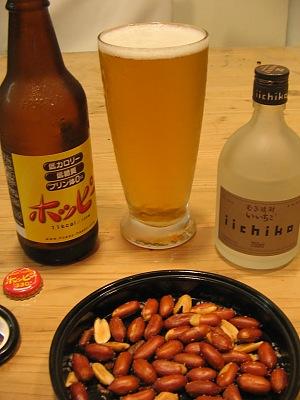 """やっぱり""""酎和麦酒""""の""""淡麗系""""・・・Hoppiichiko(ホッピチコ)_c0001578_2354402.jpg"""